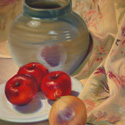 Apples with Jar